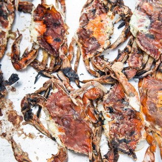 food - soft shell crabs copy