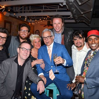 Geoffrey & Margaret Zakarian, along with Norwegian Cruise Line, host Sunset & Rosé